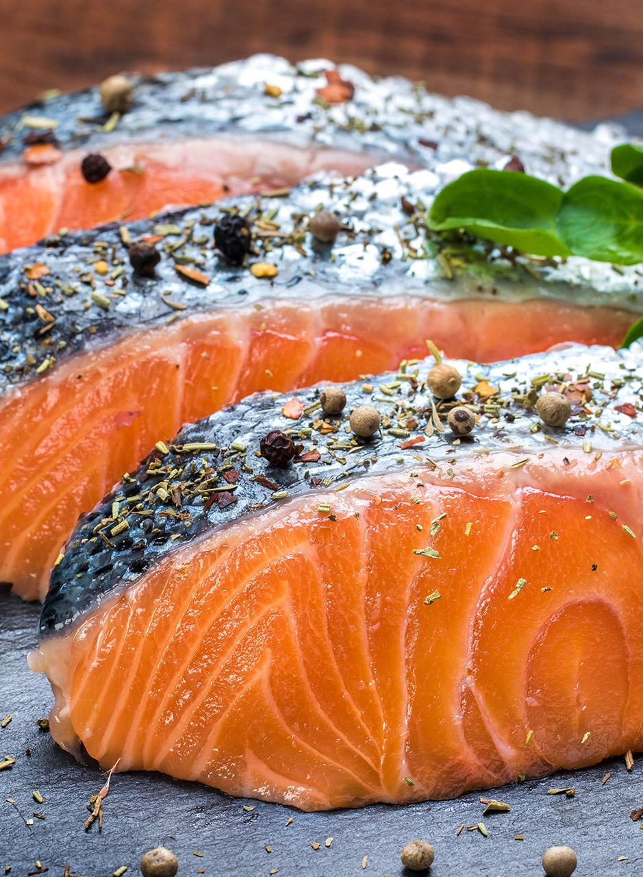 Fisch Schloh GmbH –Fischdelikatessen –Lachs von Karelnoppe