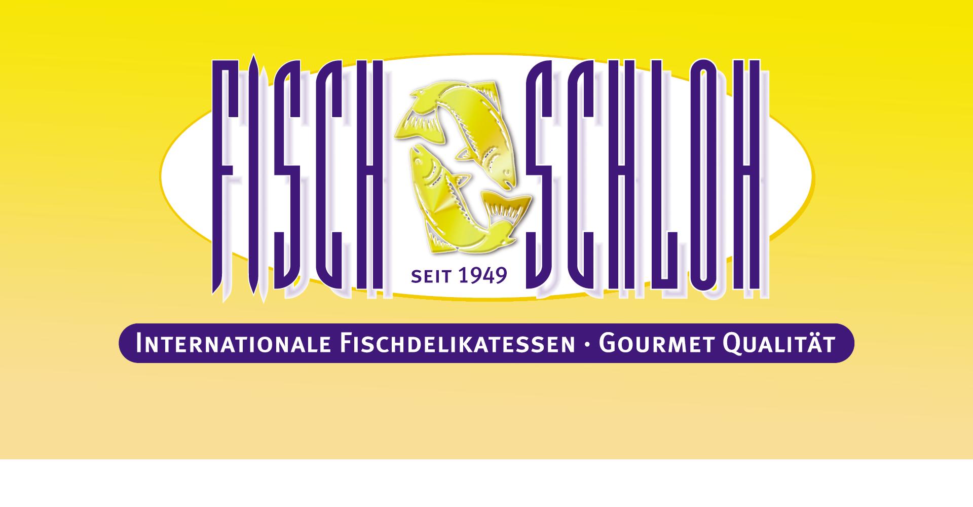 Fisch Schloh GmbH –Fischdelikatessen –Slider Title