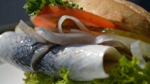 Fisch Schloh GmbH –Snacks - Fischbrötchen 0583