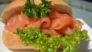 Fisch Schloh GmbH –Snacks - Fischbrötchen 0619