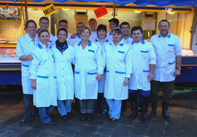 Fisch Schloh GmbH –Fischdelikatessen –Wir über uns –Team